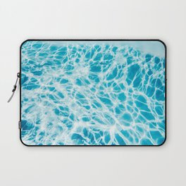 Underwater Photo Swimming Pool Laptop Sleeve