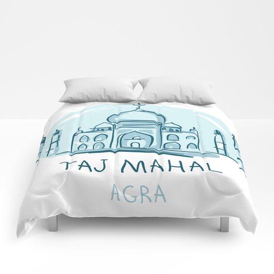 Agra 01 Comforters