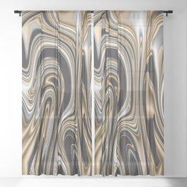 Phillip Gallant Media Design - Work XI By Phillip Gallant June 14 2020 Sheer Curtain
