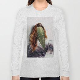 She's a Prick Long Sleeve T-shirt