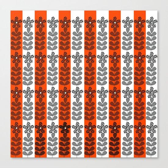 Pattern H8 Canvas Print
