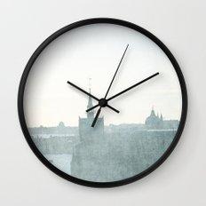 Venetian Dawn Wall Clock