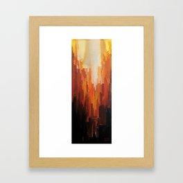 Miasmes Framed Art Print