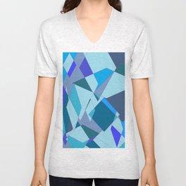 Mosaico Unisex V-Neck