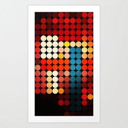 Uplifter Art Print
