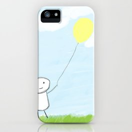 Simple Day  iPhone Case