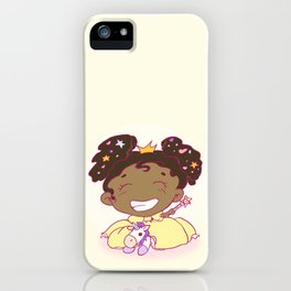 Lil´Princess Giddy-Up! iPhone Case