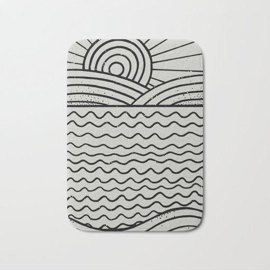 L\NDL/NES Bath Mat