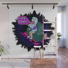 Vidya Games Wall Mural