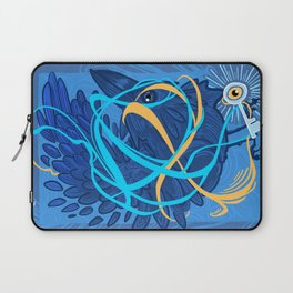 A Raven Thought Laptop Sleeve