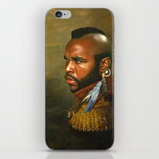 Mr. T - replaceface iPhone Skin
