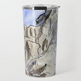 Mount Ama Dablam Travel Mug