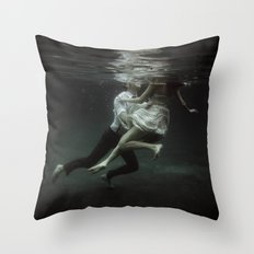 abyss of the disheartened : VII Throw Pillow