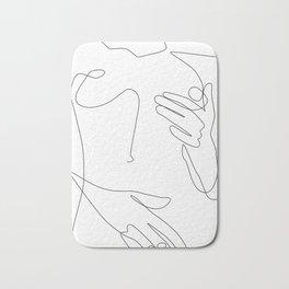 Sensual Erotic Bath Mat