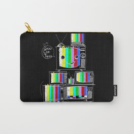 Good Old Times Carry-All Pouch