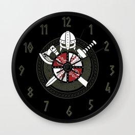 I'm a Viking Wall Clock