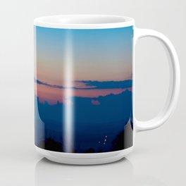 Talona Mountain Sunset Coffee Mug