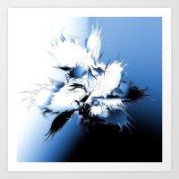 angel wings Art Prints featuring Angel Wings by Brian Raggatt