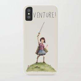 Adventure! iPhone Case