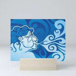 Aeolus Mini Art Print