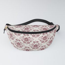 Afternoon Tea Damask Fanny Pack