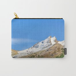 Snowy Mountains, Parque Nacional Los Glaciares, Patagonia - Argentina Carry-All Pouch