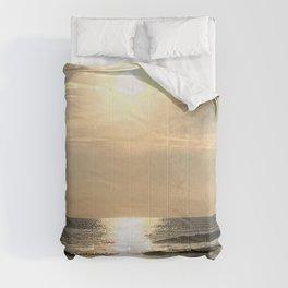 Destin at Sunset Comforters
