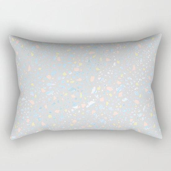 Neon star dust Rectangular Pillow