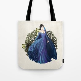 Enchanting Blue Tote Bag