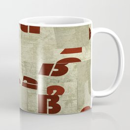 Absract Collage Coffee Mug
