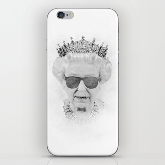QUEEN iPhone & iPod Skin
