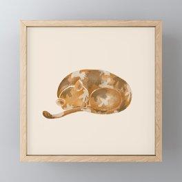 Filbert Framed Mini Art Print