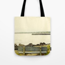 Kennebunkport Coast Tote Bag
