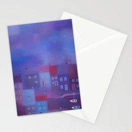 Devon evening Stationery Cards