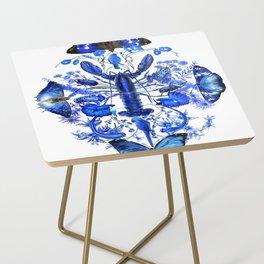 Ultramarine Side Table