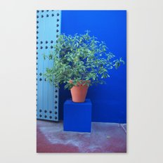 Maison Yves St Laurent Marrakech Canvas Print