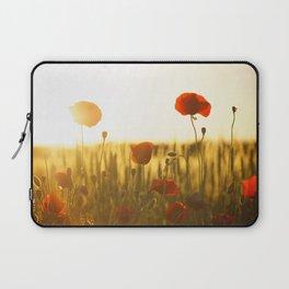 Sunset tulipe Laptop Sleeve