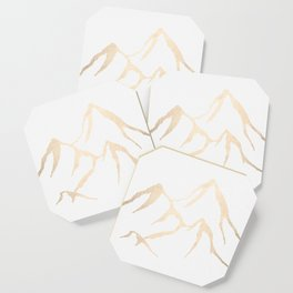 Adventure White Gold Mountains Coaster