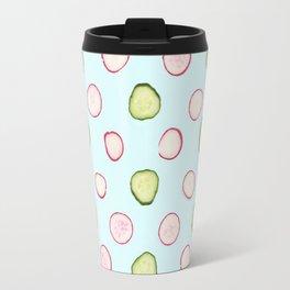 Cucumbers & Radishes Travel Mug