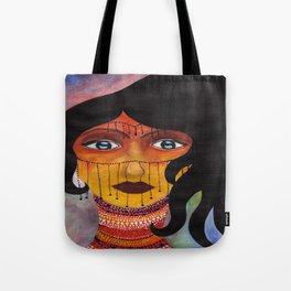 Negra Tote Bag