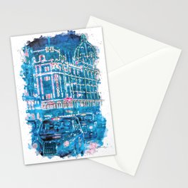 Streets of London Stationery Cards