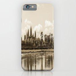 Angkor Wat, Cambodia iPhone Case