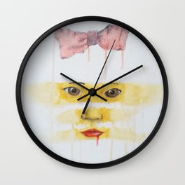 always looking, always learning Wall Clock