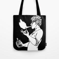 Flamespitter Tote Bag