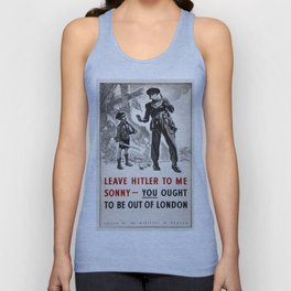 Vintage poster - Leave Him to Me Unisex Tank Top