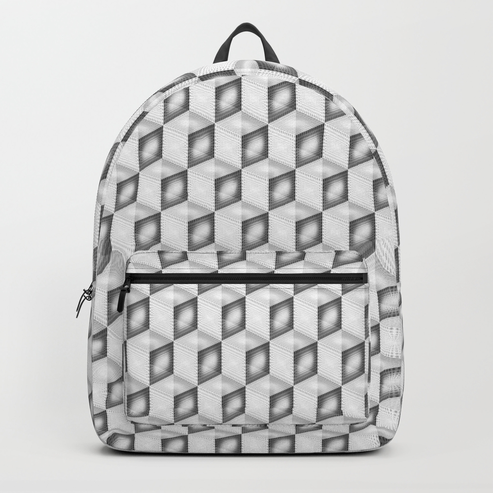 Smooth Finish Backpack by Eleline