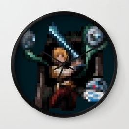 Use the Force - PixelArt Wall Clock
