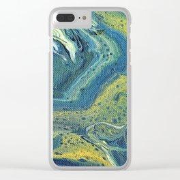 Plasma Clear iPhone Case