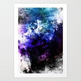 θ Pyx Art Print