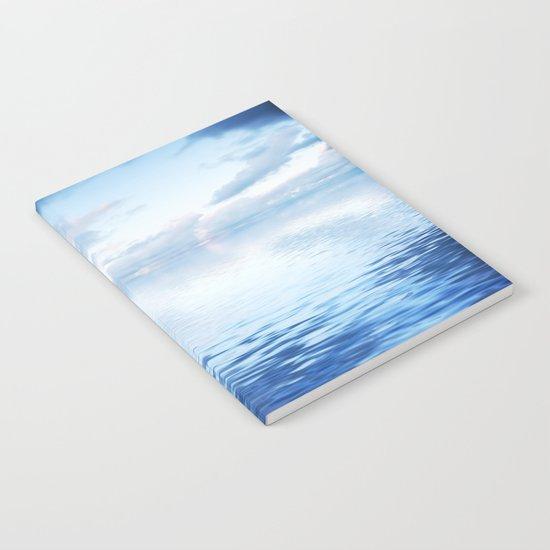 Blue ocean #reflection Notebook